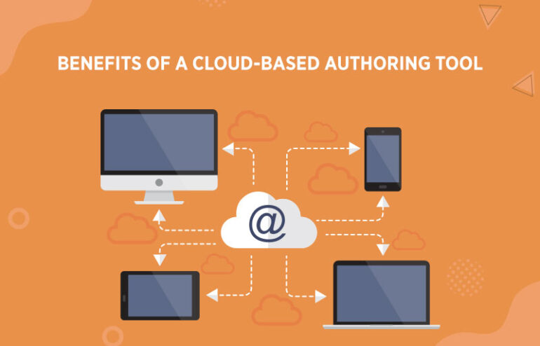 cloud based authoring tools