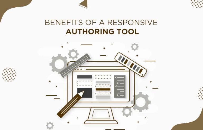 responsive Authoring tool