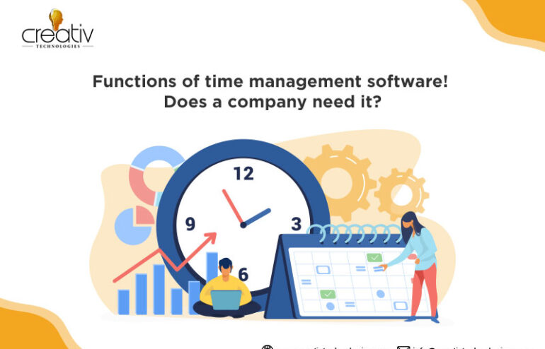 How can time management software help you