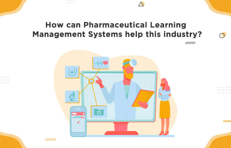 Pharmaceutical learning management systems
