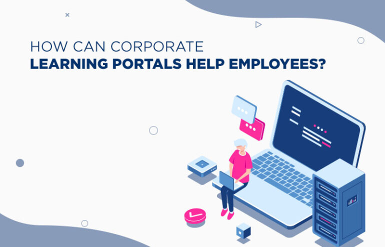 corporate learning portals help employees