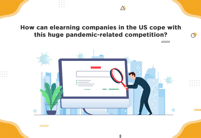 E-learning companies in the US
