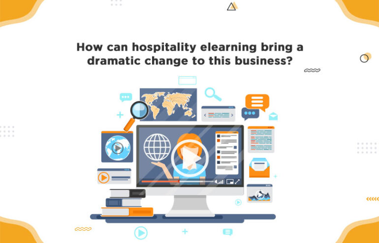 Hospitality elearning