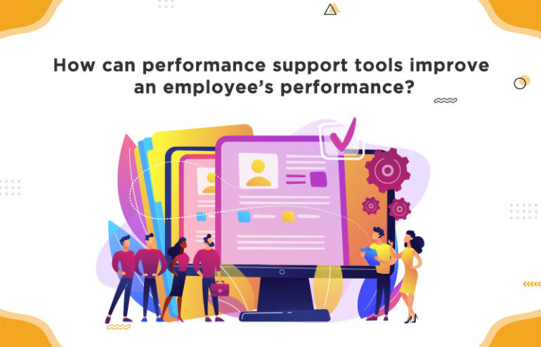 performance support tools