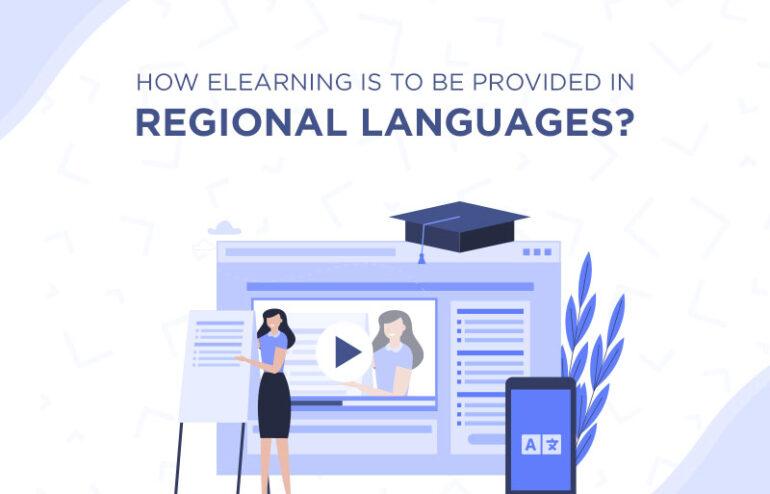 elearning in regional languages