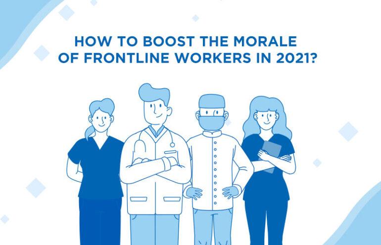encourage frontline workers