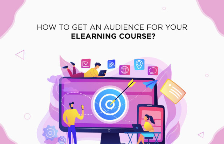 social media to be used for an elearning course.