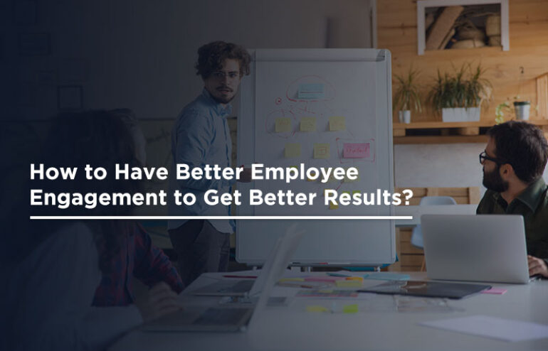 how to increase employee engagement