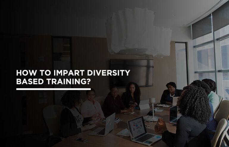 Diversity based training