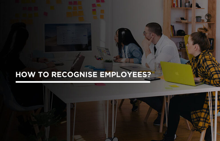 recognition of employees