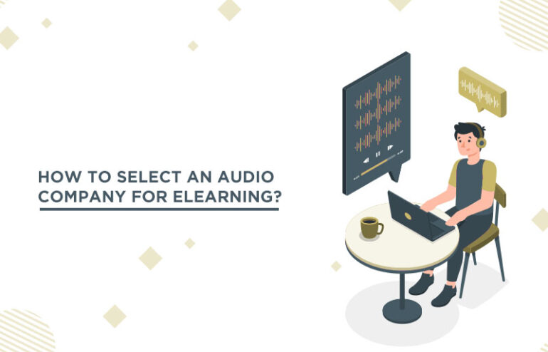 voice-over in elearning