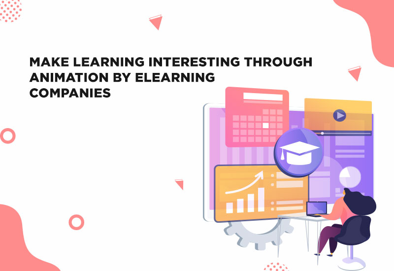 animation by elearning companies