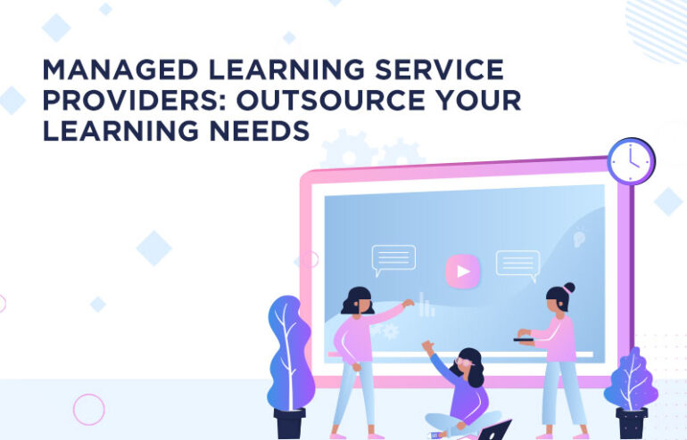 managed learning service providers