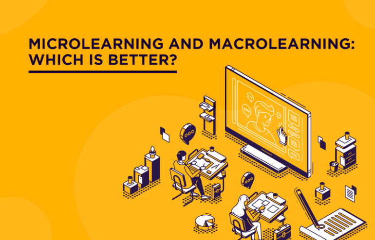 Is microlearning better than macrolearning