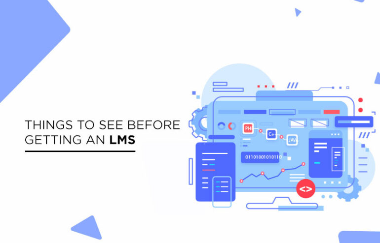 Considerations before buying an LMS
