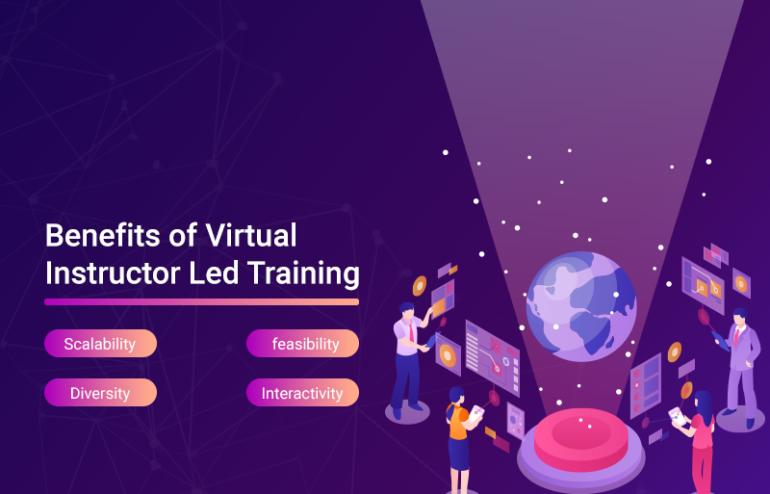 Benefits of Virtual ILT