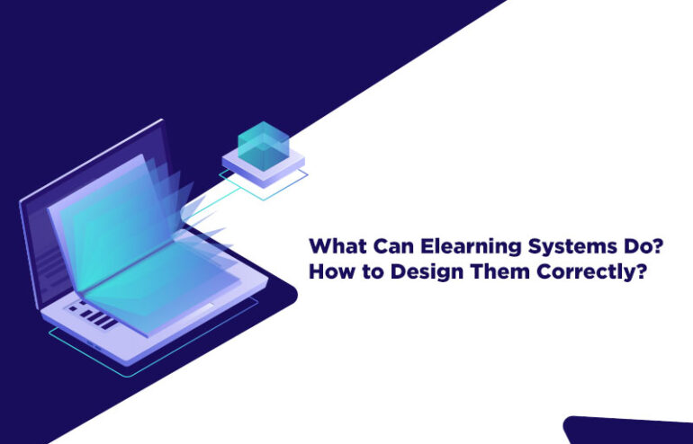 What can an elearning system do for you
