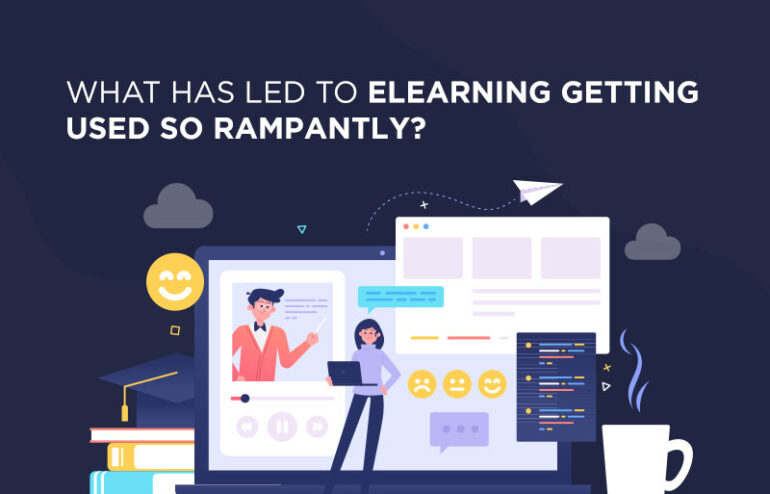 elearning getting used rampantly