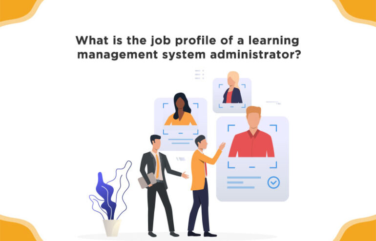 Learning management system administrator