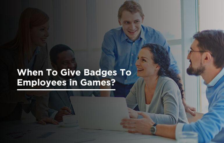 badges in games