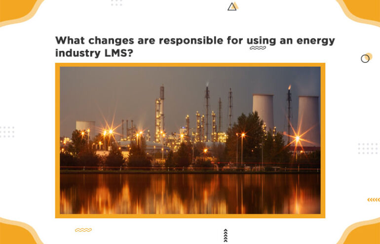 Energy industry LMS