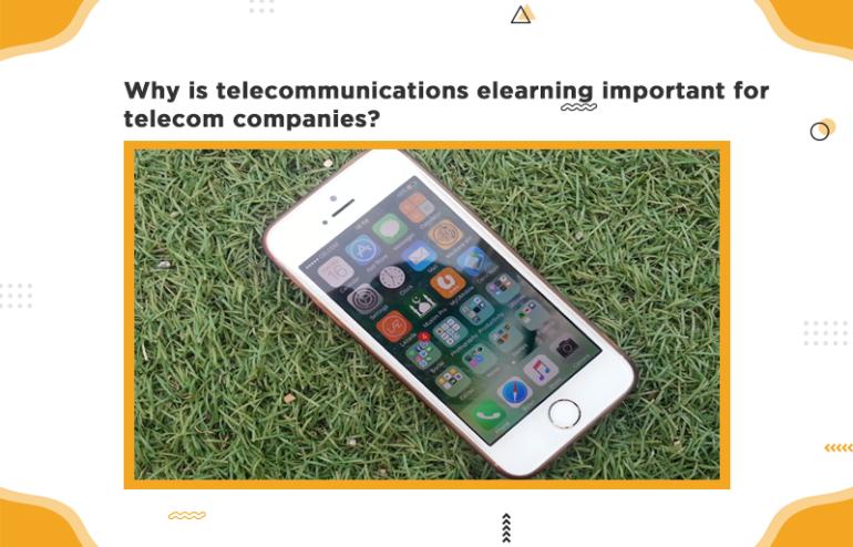 telecommunications elearning