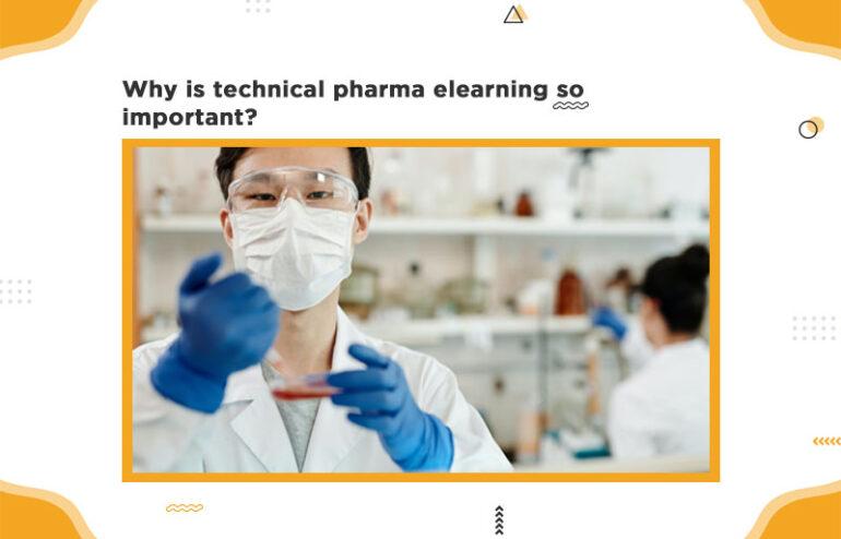 technical pharma elearning