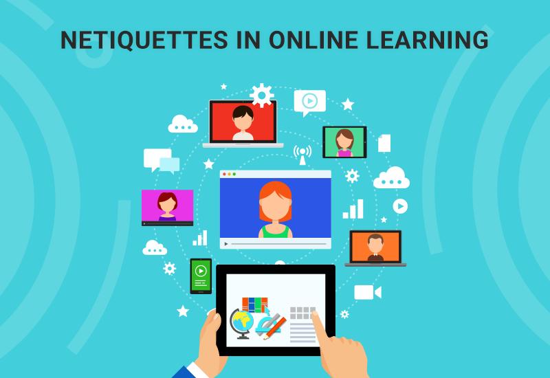 netiquettes in online learning