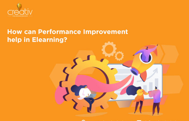 performance evaluation by elearning companies