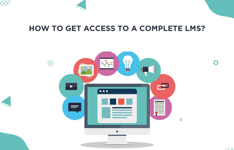 elearning companies can get access to a complete LMS