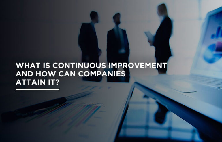 continuous improvement in a company