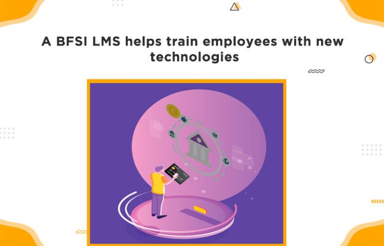 LMS for BFSI